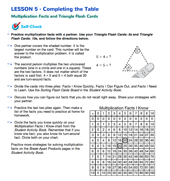 Best Multiplication Fact Quiz Contemporary - Math Worksheets ...
